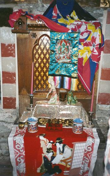 Shrine of Aquarius