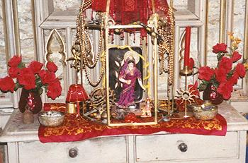 Shrine - Detail