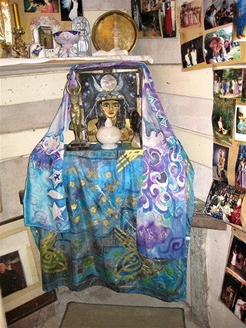 Ishtar in Member's Shrine