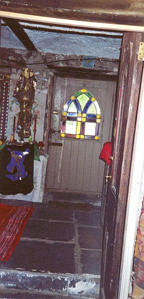 Temple South Door